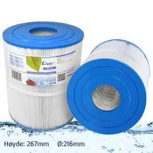 Bilde av Spafilter 65 sq. ft. u/ gjenger, vaskbart (Caldera, Hotspr. m.m)